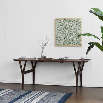 [헤리티지월넛] AH형 식탁/테이블 1800