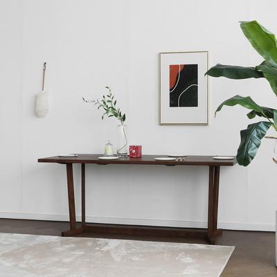 [헤리티지월넛] AG형 식탁/테이블 1800