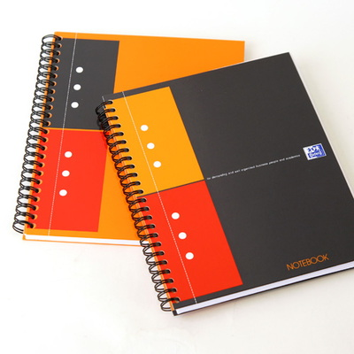 옥스포드 트윈링 노트북 A5( 격자) OX0001211