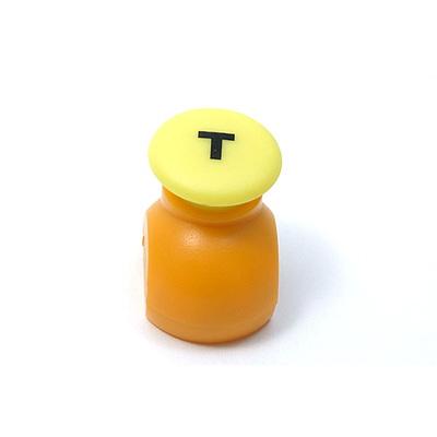 10MM모양펀치 알파벳 T