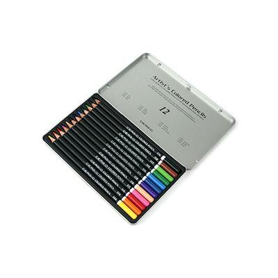 세르지오 유성색연필(12색)