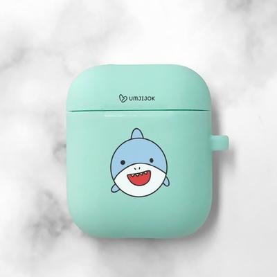 나는 상어 에어팟 케이스(6 color)