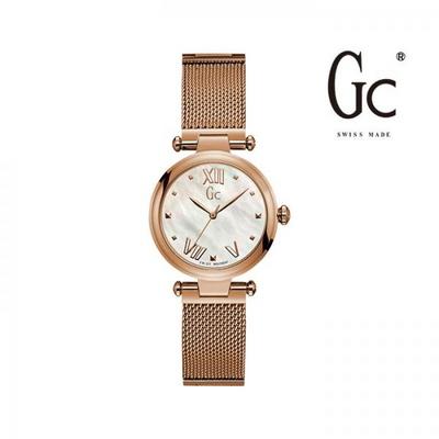 [공식,백화점AS가능] Gc PureChic 여성시계(메탈)_Y31002L1