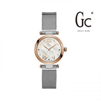 [공식,백화점AS가능] Gc PureChic 여성시계(메탈)_Y31003L1