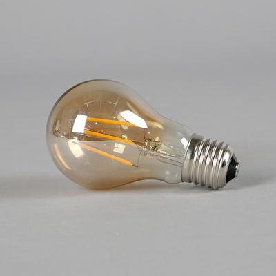 LED에디슨전구 A60 골든글라스 4W 노란빛 2200K