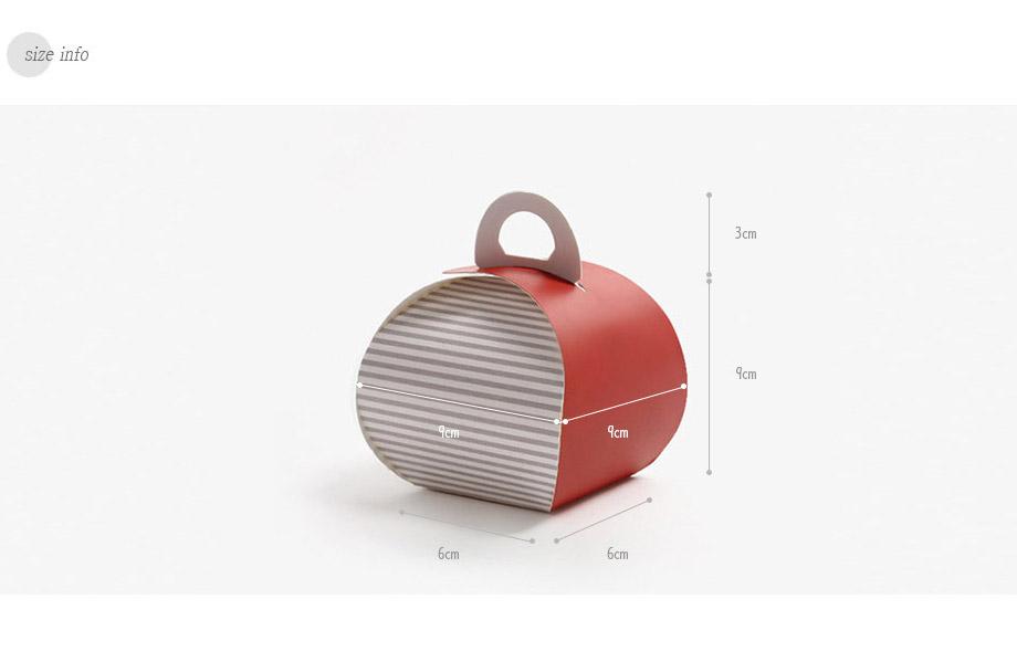 조각보 펌킨박스(3개) - 헬로우모리스, 1,800원, 상자/케이스, 전통