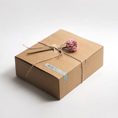크라프트 선물상자 1호(3개)