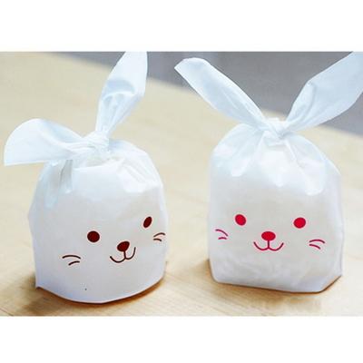 귀요미 토끼 보자기M(10개)