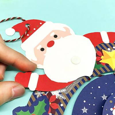 크리스마스 리스 만들기