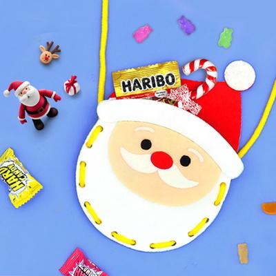 펠트 가방 만들기 - 크리스마스 (2종 택1)