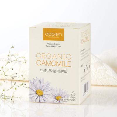 다비앙 유기농 캐모마일 10티백
