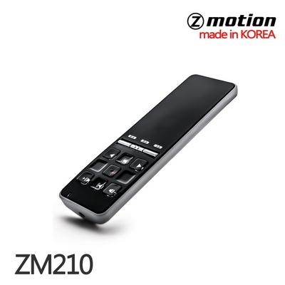 지모션 ZM210 PRO 무선 프리젠터 레드 레이저포인터 PPT 리모컨