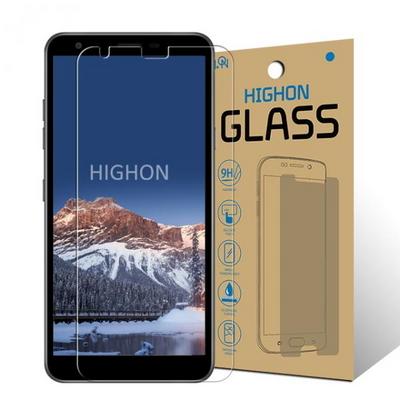 하이온 LG X2 2019 액정보호 강화유리 필름 9H글라스 1+1매