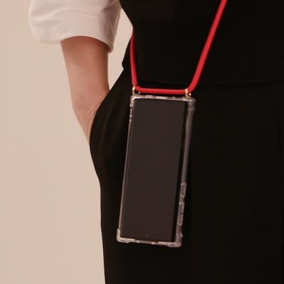 갤럭시 S20 S20+ S20울트라 넥클리스 핸드폰 목걸이 케이스 끈 포함