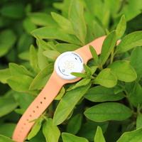 초음파 모기퇴치팔찌 유럽인증 둥근손목시계형