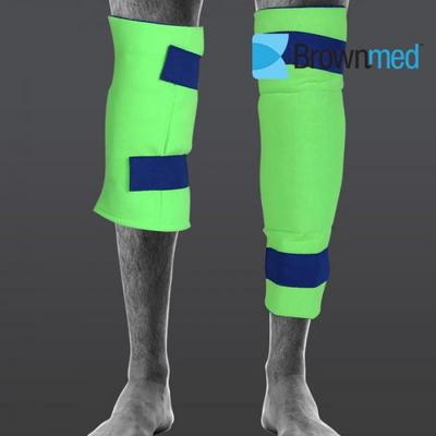 브라운메드 폴라아이스 무릎 통증 냉찜질 재활치료CPM