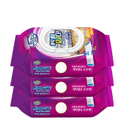 청소패드 일회용 밀대청소 바닥용 특대형 3팩