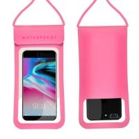 베리어 핸드폰 방수팩 핑크 BWP01P