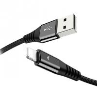 베리어 아이폰 고속 충전 케이블 블랙 1.8m