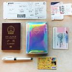 벤토이 홀로그램 여권지갑