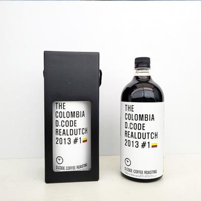 콜롬비아 수프리모-콜드브루더치커피원액 선물-액상커피3종-1000ml-P
