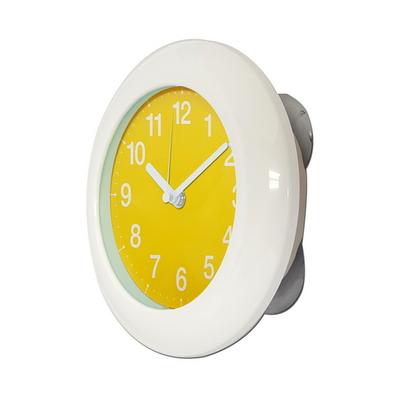 흡착욕실방수벽시계 110-Y 화장실시계