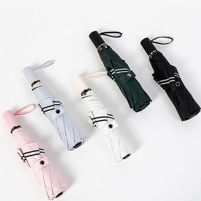 모던더블라인 3단 양우산 접이식 우산 양산