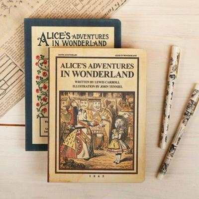 앨리스 150주년기념 다이어리 일기장 디자인다이어리 다이어리선물 스케쥴러 플래너