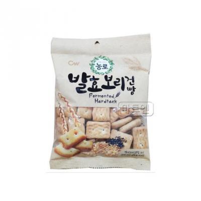 청우)발효 보리건빵 100g x 15개