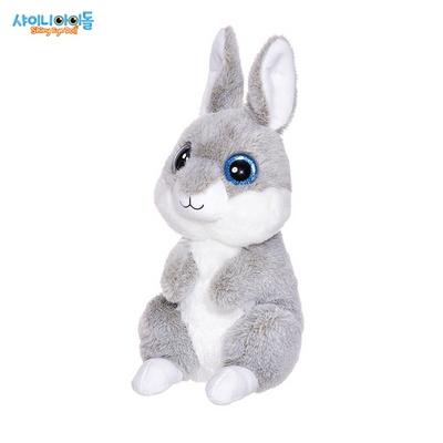 토끼 동물인형 그레이 스몰