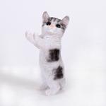 뷰아트 - 벽을 미는 고양이