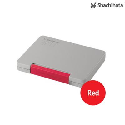 사치하타 사찌하타 불멸잉크 패드 ATGN-3(RED)