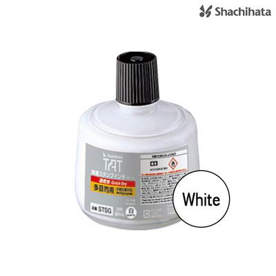 사치하타 사찌하타 다목적용 불멸잉크 STSG-3(WHITE)330ml