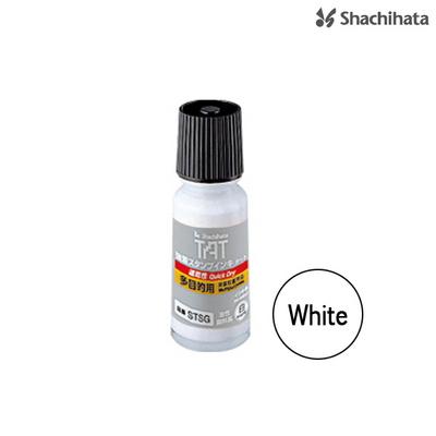 사치하타 불멸잉크 다목적용 STSG-1(WHITE) 55ml