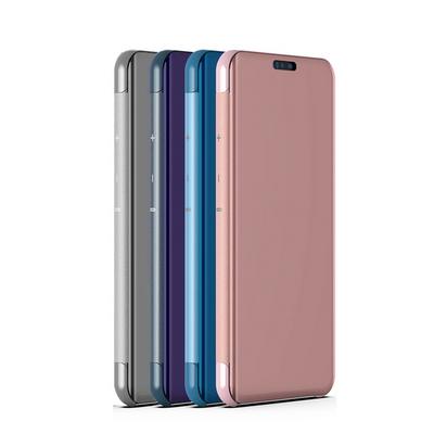 1+1 비스비 LG V40 클리어뷰 스탠딩 케이스