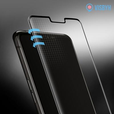 1+1 비스비 LG V50 씽큐 풀커버 강화유리 필름