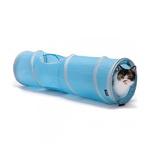 고양이장난감 스포츠펫 캣터널 블루