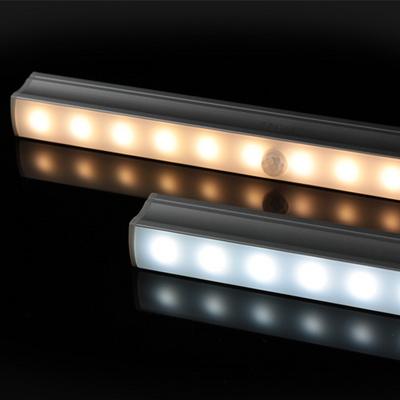 은은한 무선 건전지 자석 부착식 LED 센서등