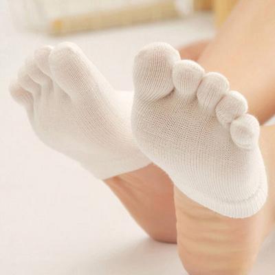 발가락 땀흡수 여성 토우삭스 1족