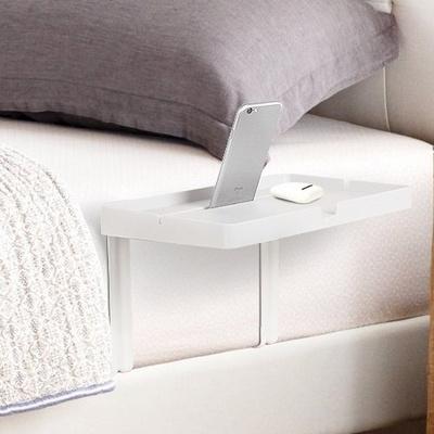공간활용 미니 거실 소파 침대 사이드테이블