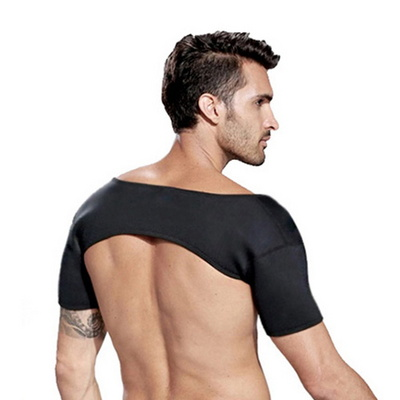 네오플랜 스포츠 양쪽 어깨보호대 어깨보조밴드