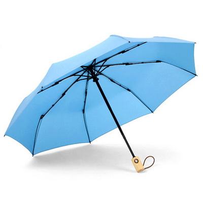 튼튼한 접이식 전자동 3단 완전 자동우산