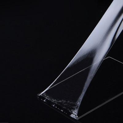 투명 초강력 실리콘 양면 접착 테이프 3m 5m