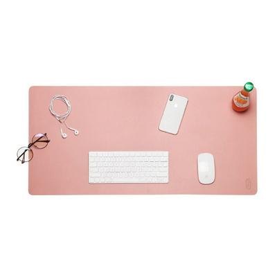 고급 가죽 와이드 데스크패드 책상깔판 데스크매트