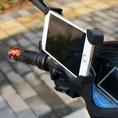 360도 회전 스쿠터 오토바이 스마트폰 휴대폰 거치대