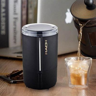가정용 전동 커피그라인더 자동 원두 커피분쇄기
