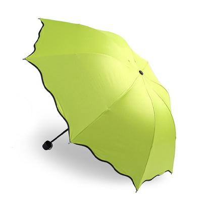UV 햇빛차단 암막 방수 수동 플라워 양우산