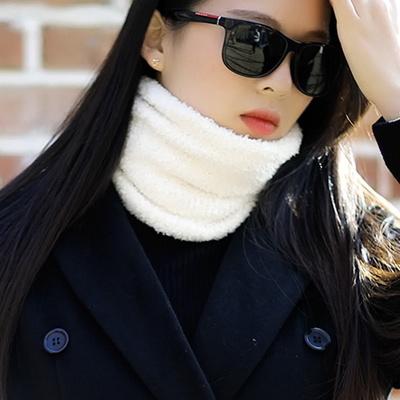 따뜻한 국산 여성 겨울 방한 넥워머 목폴라 목토시