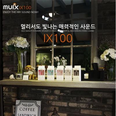 아이사운드 MUIX IX100