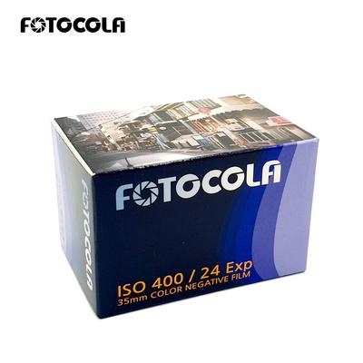 포토콜라 컬러네거티브 ISO400 필름 24컷 1롤